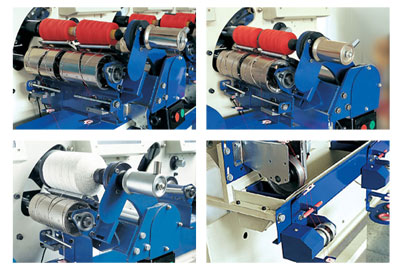 High Speed Thread Winding Machine